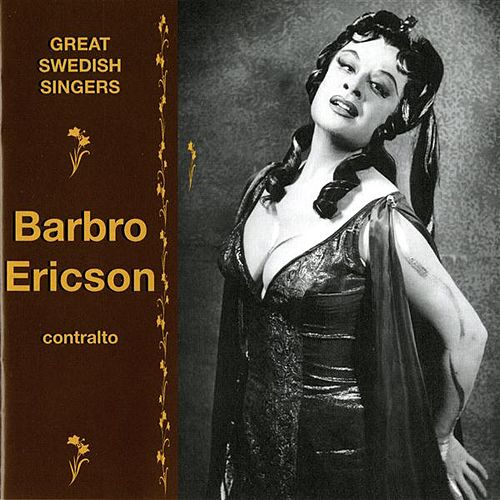 Barbro Ericson (1957-1978) by Barbro Ericson