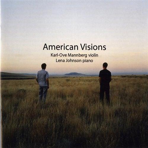 American Visions by Karl-Ove Mannberg