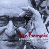 Francaix: Quintets - Quartet - Divertissement by Bergen Wind Quintet