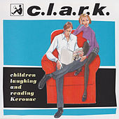 Children Laughing And Reading Kerouac by Clark