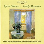 Jacobsson, John: Songs, Lovely Memories (Ljuva Minnen) by Various Artists