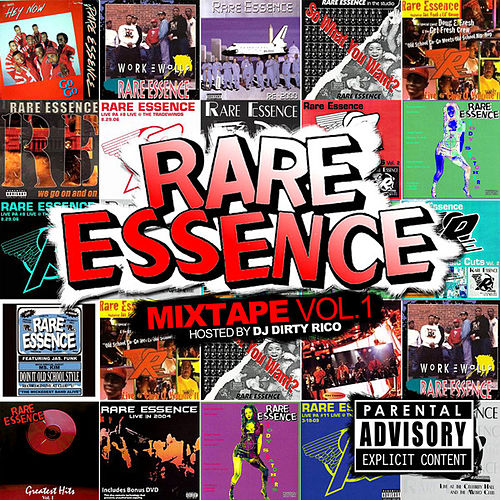 Mixtape Vol. 1 Hosted By DJ Rico by Rare Essence