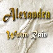 Warm Rain - Single by Alexandra
