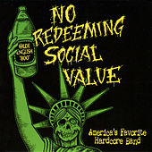 America's Favorite Hardcore Band - EP by No Redeeming Social Value