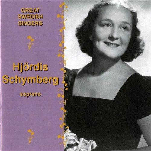 Great Swedish Singers: Hjördis Schymberg (1941-1959) by Hjordis Schymberg