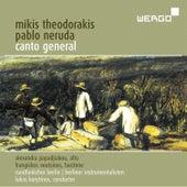Canto General by Mikis Theodorakis (Μίκης Θεοδωράκης)