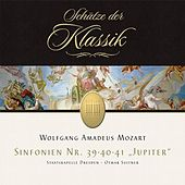 Mozart: Symphonies No. 39, 40 & 41 (Schätze der Klassik) by Various Artists
