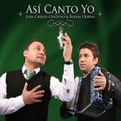 Así Canto Yo by Jean Carlos Centeno