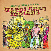 Best of New Orleans (Mardi Gras Indians) by Various Artists