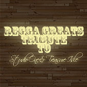 Reggae Greats Tribute To Studio 1 & Treasure Isle by Various Artists