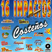 16 Impactos Costenos by Various Artists