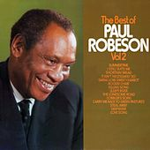 The Best Of Paul Robeson Volume 2 by Paul Robeson