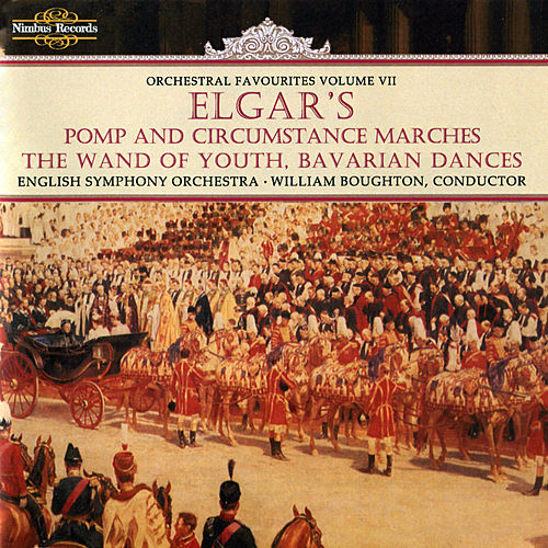Elgar: Pomp and Circumstance Marches - Orchestral Favourites, Vol. II by English Symphony Orchestra