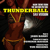 Thunderball - Theme From The Motion Picture - Sax Remix (John Barry) by Dominik Hauser