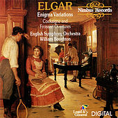 Elgar: Enigma Variations & Cockaigne and Froissart Overtures by English Symphony Orchestra