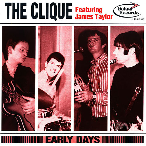 Early Days EP by The Clique