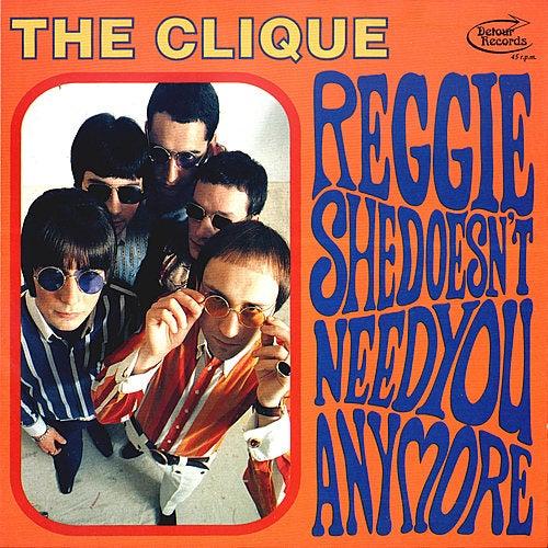Reggie by The Clique