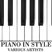 Piano In Style by Various Artists