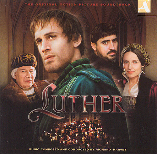 Luther - Original Motion Picture Soundtrack by Richard Harvey