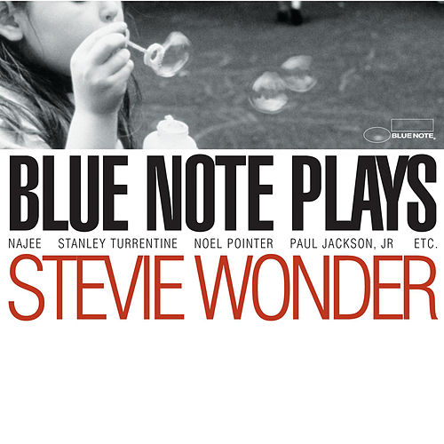 Blue Note Plays Stevie Wonder by Various Artists