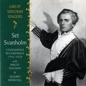 Great Swedish Singers: Set Svanholm (1943-1958) by Set Svanholm
