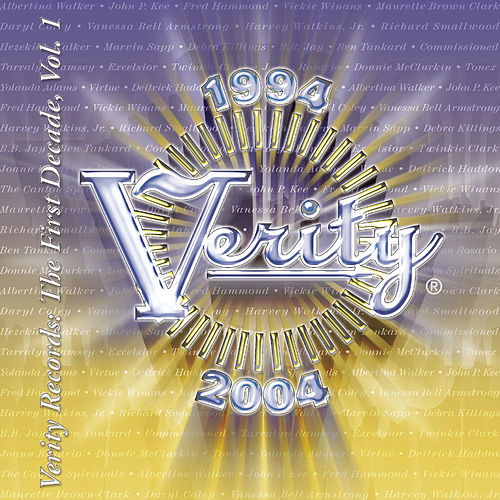 Verity: The First Decade, Vol. I by Various Artists