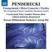 Penderecki: Fonogrammi - Horn Concerto by Various Artists