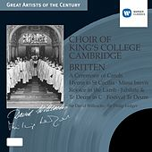 Great Artists of the Century by Choir of King's College, Cambridge