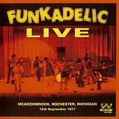 Live by Funkadelic