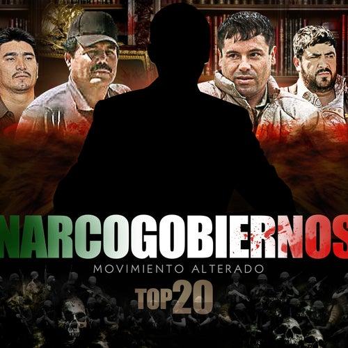 Narcogobiernos Top 20 by Various Artists