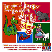 If Your Happy And You Know It Volume 3 by Juice Music