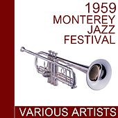 1959 Monterey Jazz Festival by Ben Webster