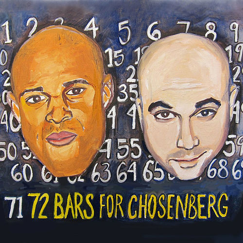 72 Bars for Chosenberg (single) by Homeboy Sandman