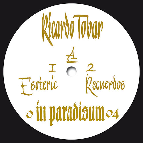 Esoteric Carnaval - EP by Ricardo Tobar
