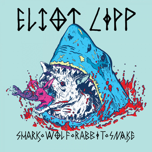 Shark Wolf Rabbit Snake by Eliot Lipp