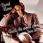 David Niven Reads The World's Most Famous Love Letters by David Niven