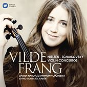 Nielsen / Tchaikovsky violin concertos by Vilde Frang