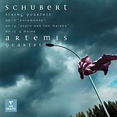 Schubert String Quartets Rosamunde Death and the Maiden Quartet in G major by Artemis Quartet