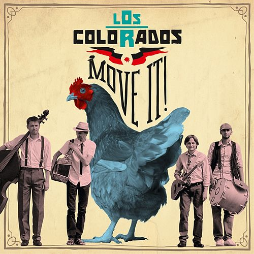 Move It by Los Colorados