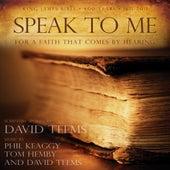 Speak to Me by David Teems