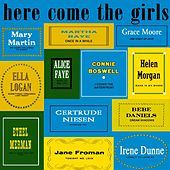 Here Come The Girls by Various Artists