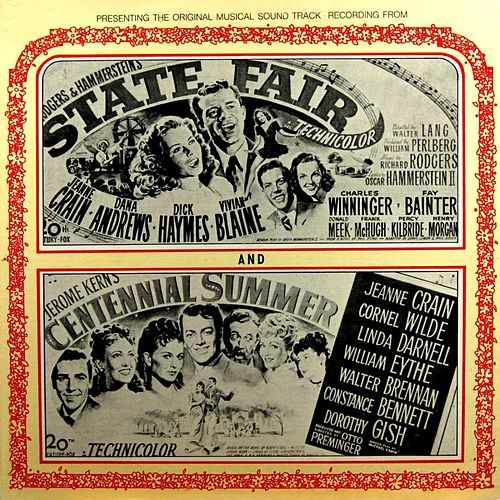 State Fair/Centennial Summer by Original Soundtrack