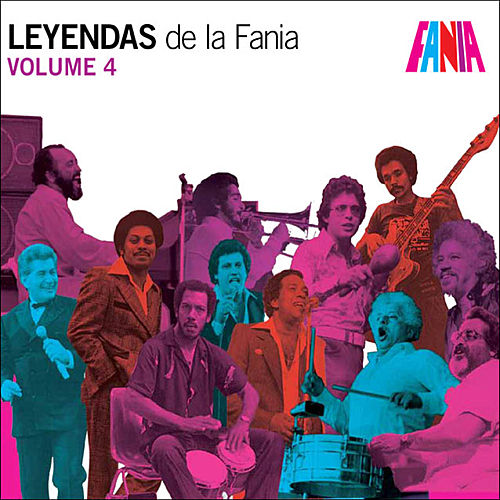 Leyendas De La Fania Vol.4 by Various Artists