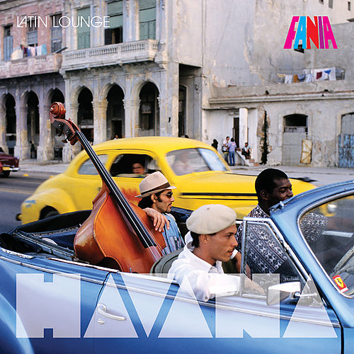 Latin Lounge Jazz Havana by Various Artists