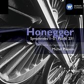 Symphonies 1-5 / Pacific 231 by Arthur Honegger