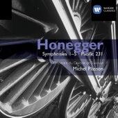 Symphonies 1-5 / Pacific 231 by Arthur Honegger