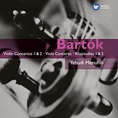 Violin Concertos 1 and 2 by Bela Bartok