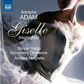 Adam: Giselle (Highlights) by Slovak Radio Symphony Orchestra