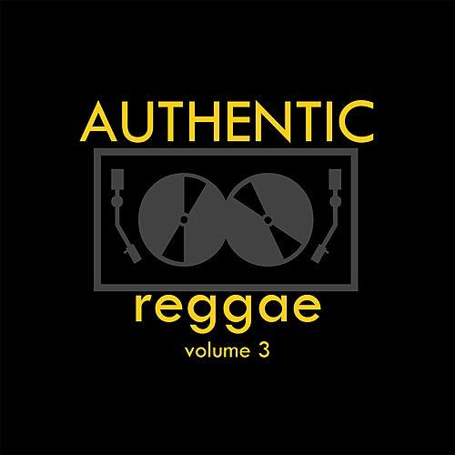Authentic Reggae Vol 3 Platinum Edition by Various Artists