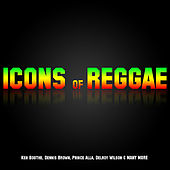 Icons Of Reggae Platinum Edition by Various Artists